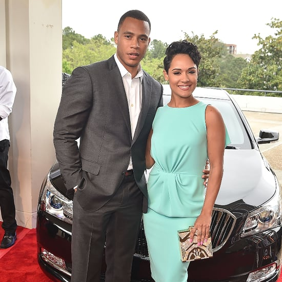 Empire Costars Grace Gealey and Trai Byers Engaged