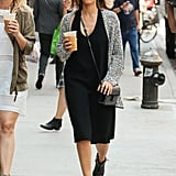 June in New York City