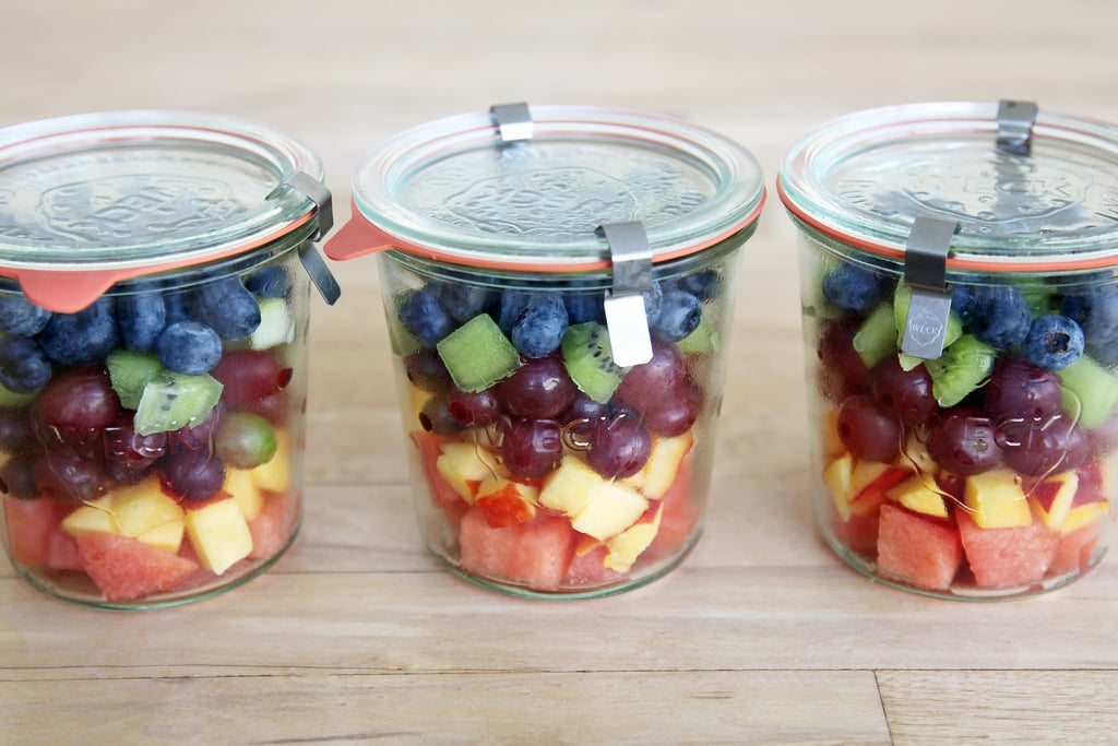 Individual Fruit Salads