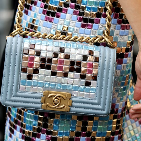 Accessoires Street Style Paris Fashion Week Printemps 2016
