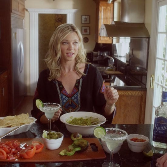 Amy Smart's Real Life #MargaritaMoments: Doll Eye