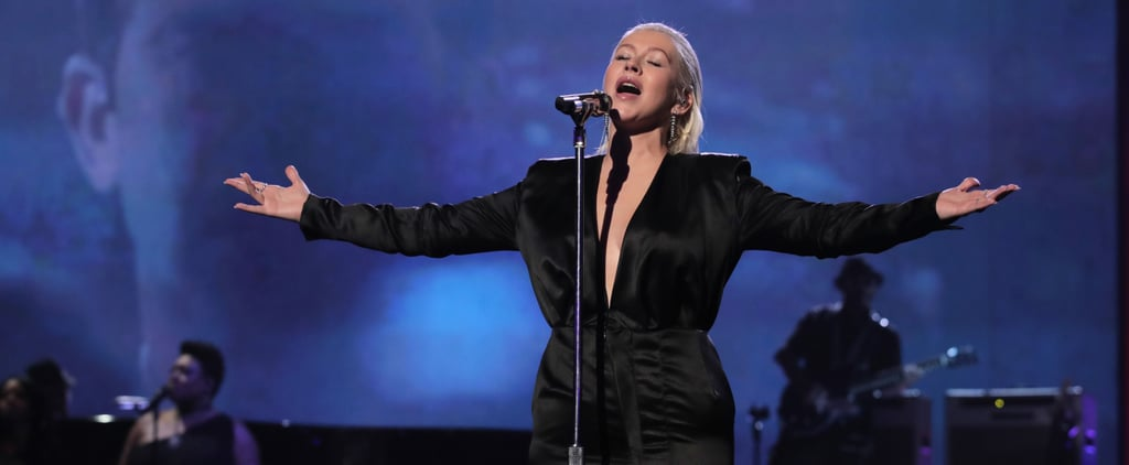 Christina Aguilera's 2017 American Music Awards Performance