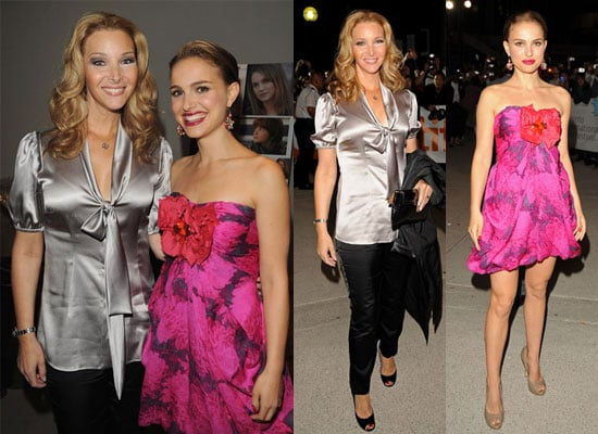 Photos of Lisa Kudrow, Scott Cohen, Natalie Portman at Love And Other Impossible Pursuits at Toronto Film Festival