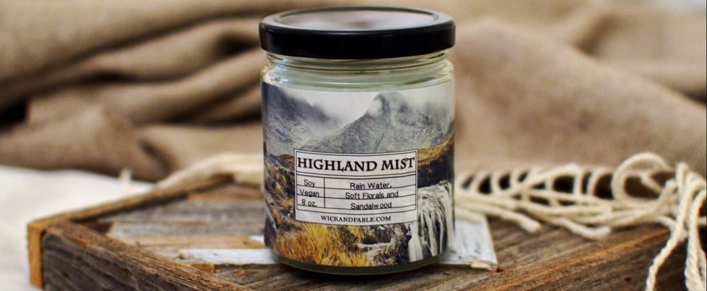 15+ Outlander-Inspired Candles to Make Your Castle Smell Like Jamie Fraser