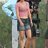 Natalie Portman filmed in Texas