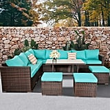Jetime Patio Furniture Outdoor Conversation Set