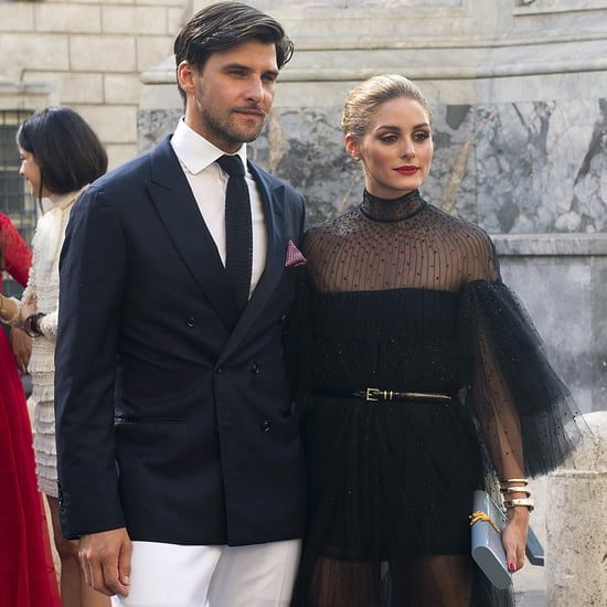 Olivia Palermo and Johannes Huebl Love at First Sight Video
