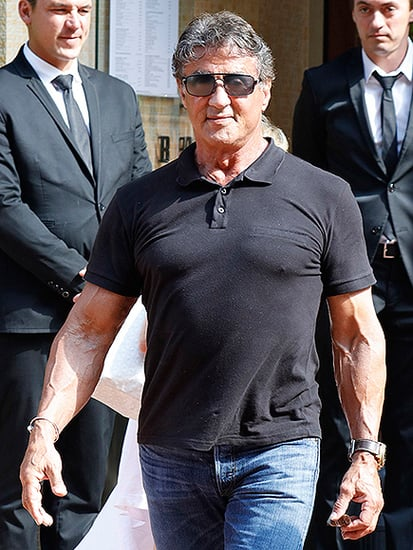 A Knockout Celebration! Sylvester Stallone Rings in 70th Birthday in Monaco with Family - and Prince Albert