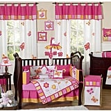 JoJo Designs Sweet Butterfly Crib Bedding Set