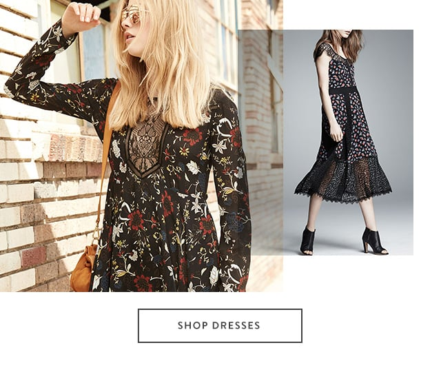 Take up to 30% off dresses at Neiman Marcus.