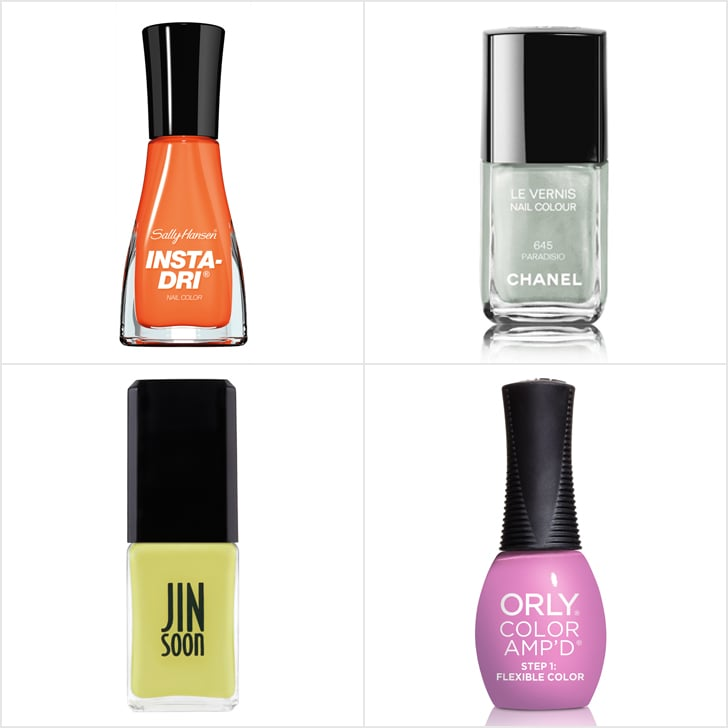 spring nail polish trends 2015 popsugar beauty