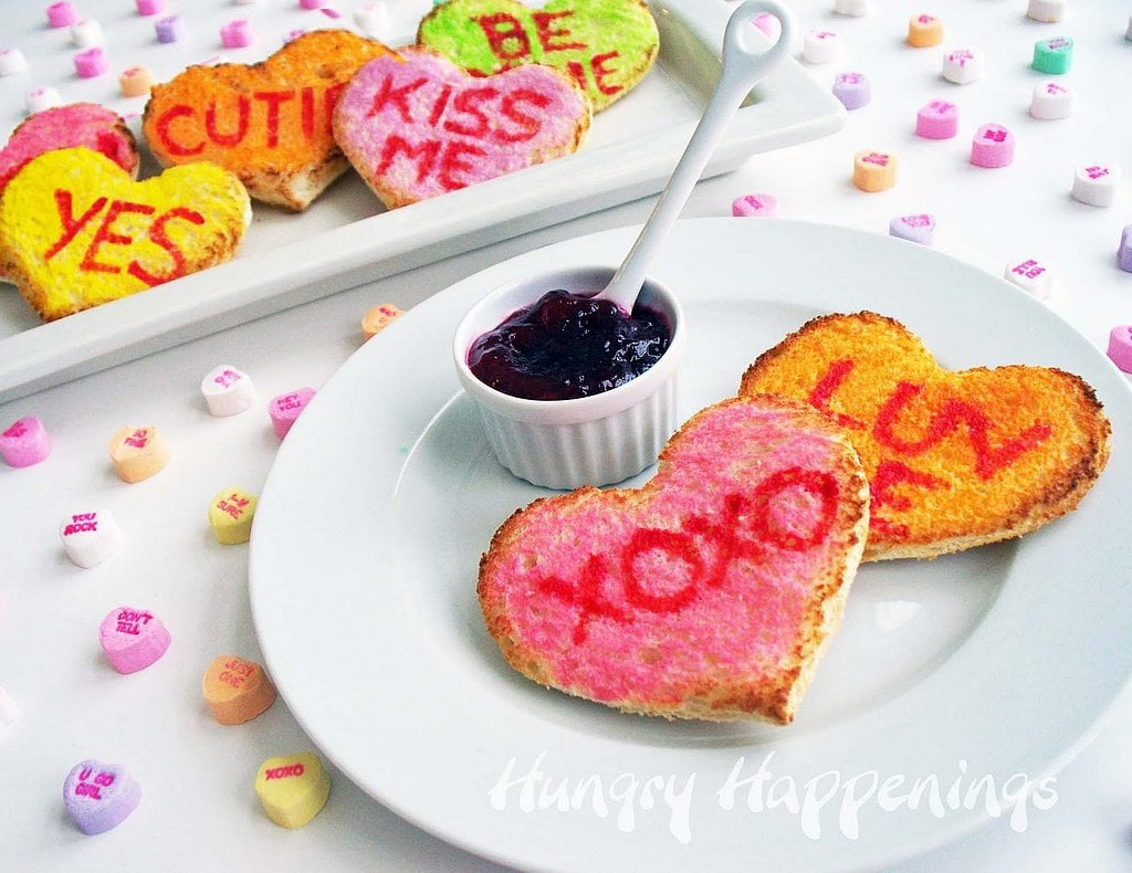 A Very Valentine's Day Breakfast