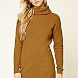 Forever 21 Contemporary Cowl Neck Sweater