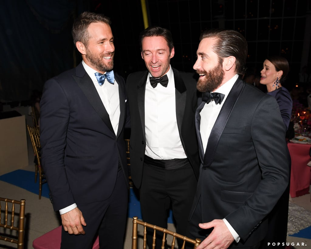 jake gyllenhaal golden globes 2017 - photo #30