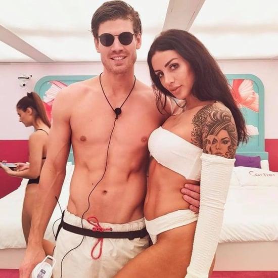 Matthew and Vanessa Fight Love Island Australia 2019