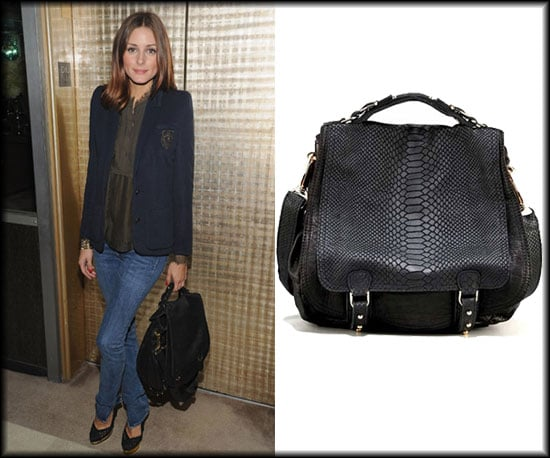 Get Your Hands On Olivia Palermo's CC Skye Onie Messenger Bag