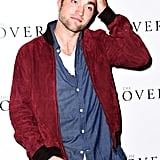 Robert Pattinson looked adorable, as usual, at the London screening of The Rover on Wednesday.