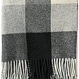 Pendleton Eco-Wise Washable Wool Plaid Throw