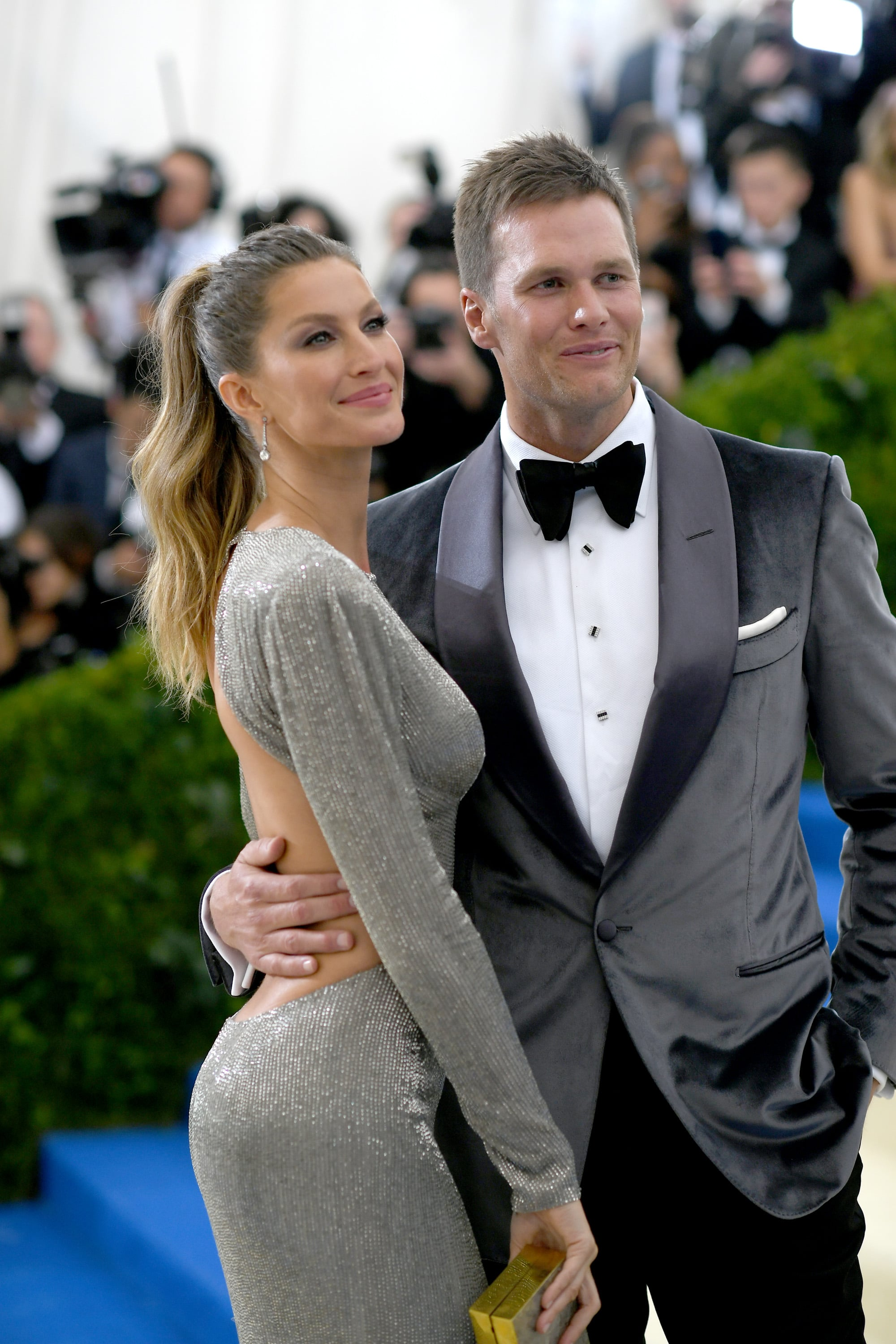 Tom Brady Gisele Bundchen Diet Experiment | POPSUGAR Fitness