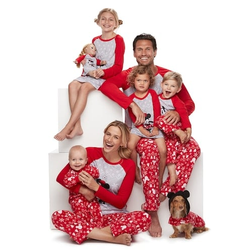 81ee299a5d Disney s Mickey   Minnie Mouse Matching Family Pajamas