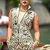 Ruth Negga Arriving at the Venice Film Festival