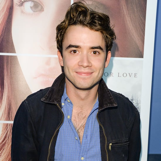 Pictures of British Actor Jamie Blackley