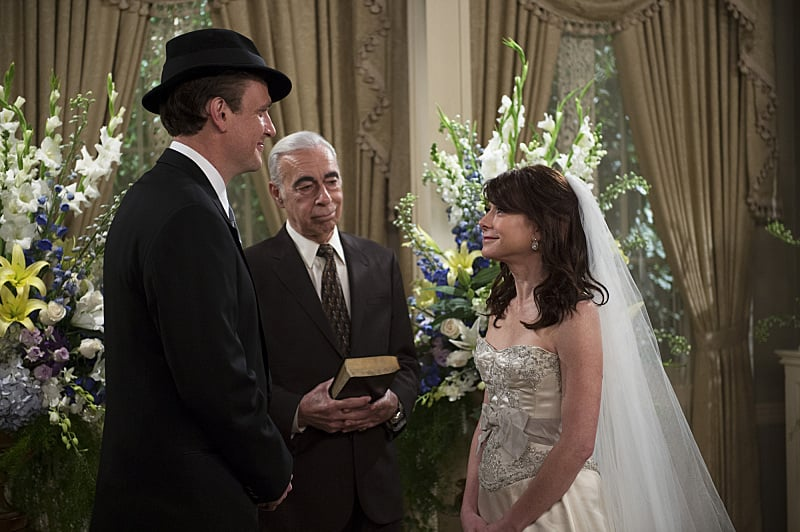 Lily and Marshall flash back to their wedding day — and broken vows.
