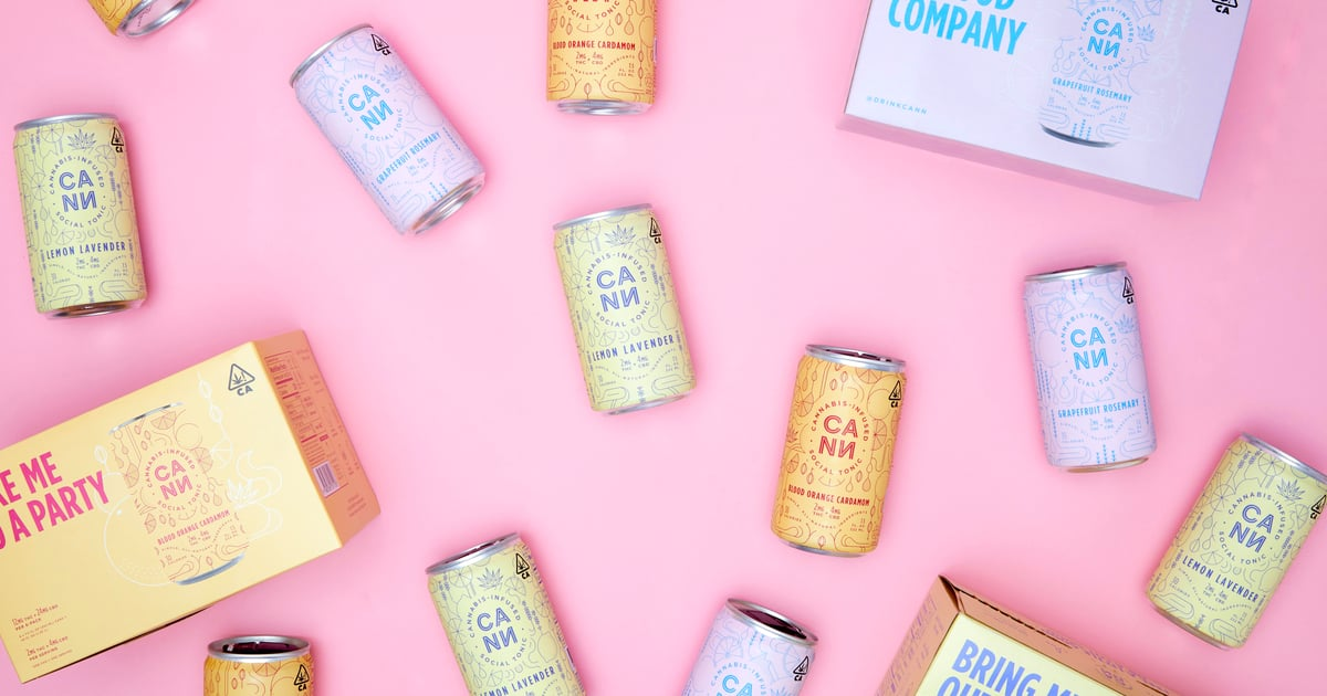 Looking For a Healthier, Alcohol-Free Buzz? These Cannabis Drinks Fit the Bill