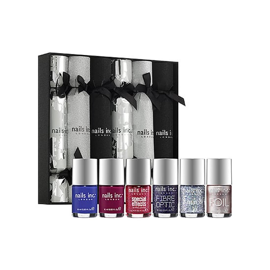The Nails Inc. Christmas Crackers set ($38) works great to gift to one friend, or you can split the shades up and share!