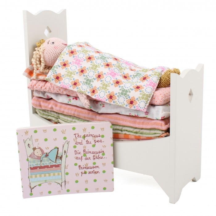 Maileg The Princess and the Pea Set