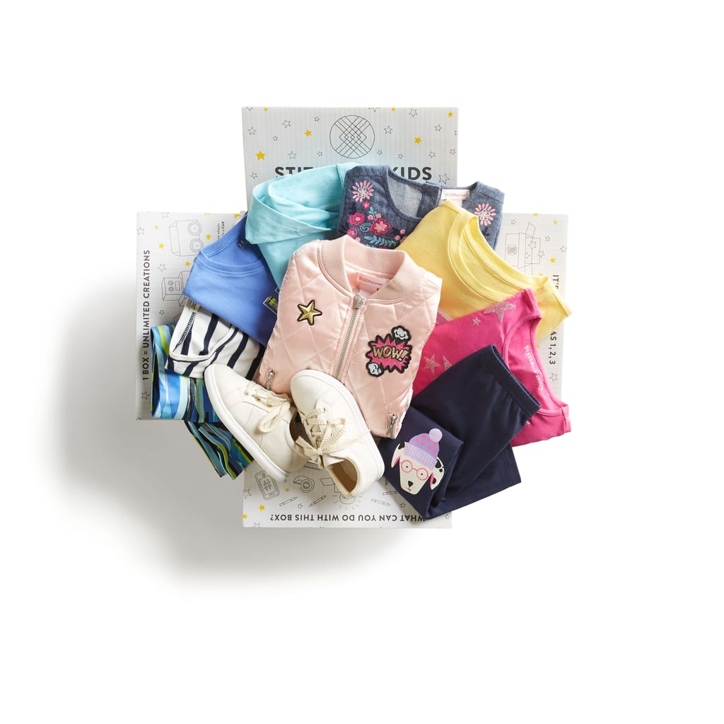 Stitch Fix Announces Kids Boxes