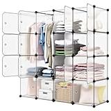 Langria 16-Cube DIY Modular Organizer