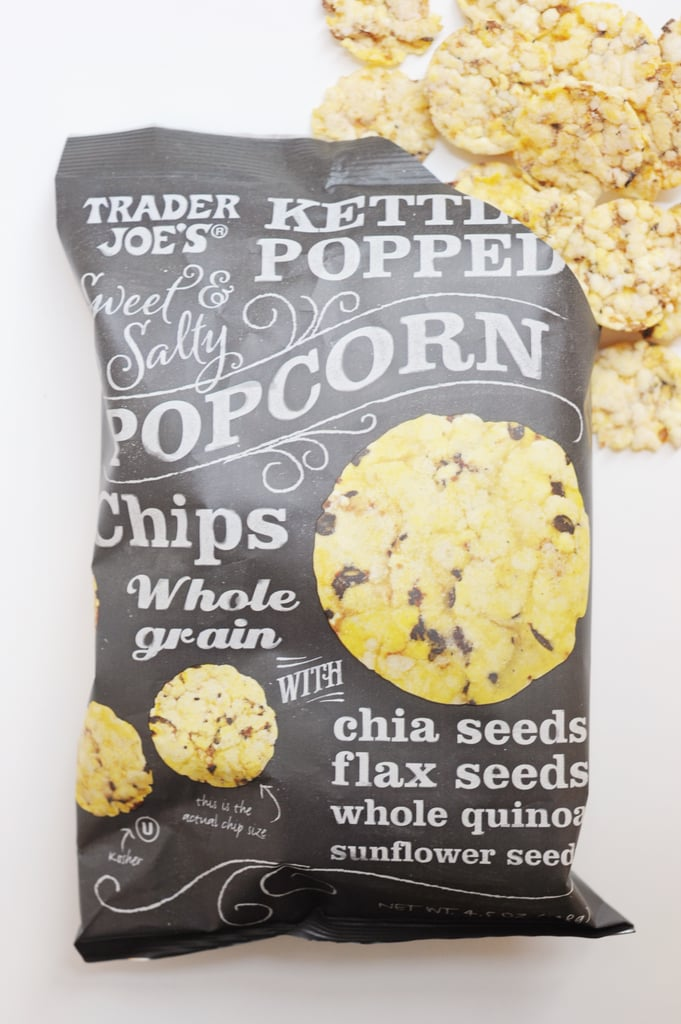Trader Joe's Kettle Popped Sweet and Salty Popcorn Chips