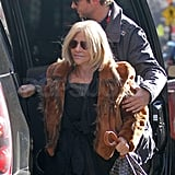 Bradley Cooper Hangs With His Mom and Visits the Actors Studio
