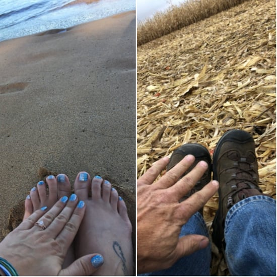 Dad Teases Daughter on Her Honeymoon