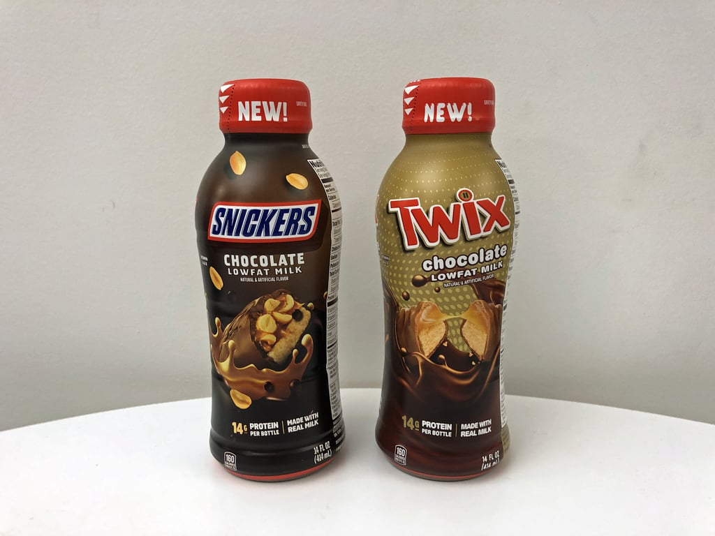 Snickers and Twix Chocolate Milk Review