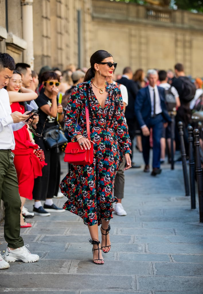 The Fall Dress Trend: Bold Floral Prints