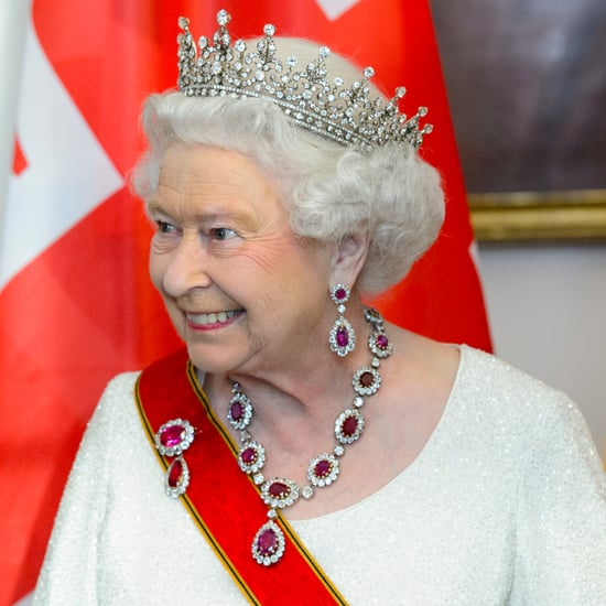 Queen Elizabeth II's Earrings