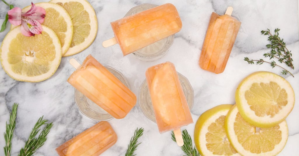 Keep the Summer Vibes Going Strong With These Boozy Popsicles