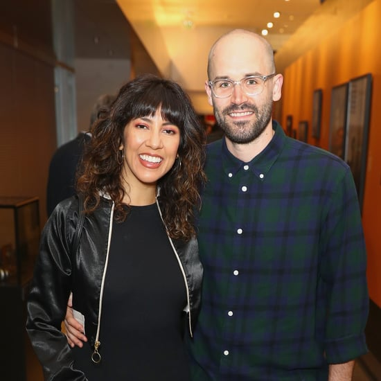 Stephanie Beatriz and Brad Hoss Married