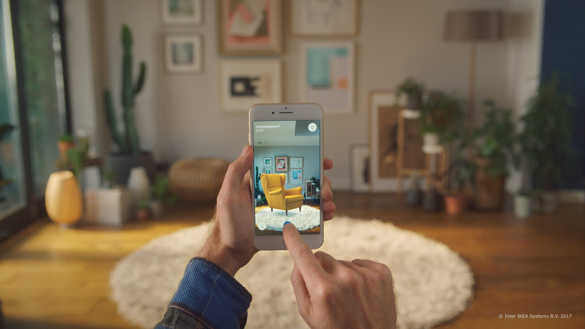 Home Decorating App ikea's augmented reality home decorating app | popsugar home