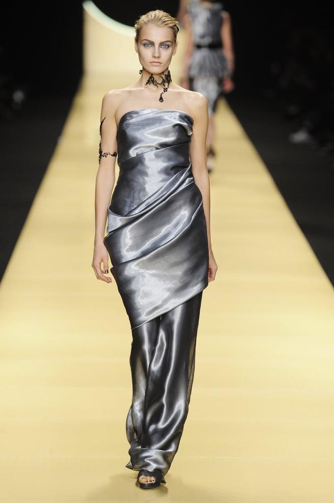 Karl Lagerfeld, Paris Fashion Week, Spring 2009