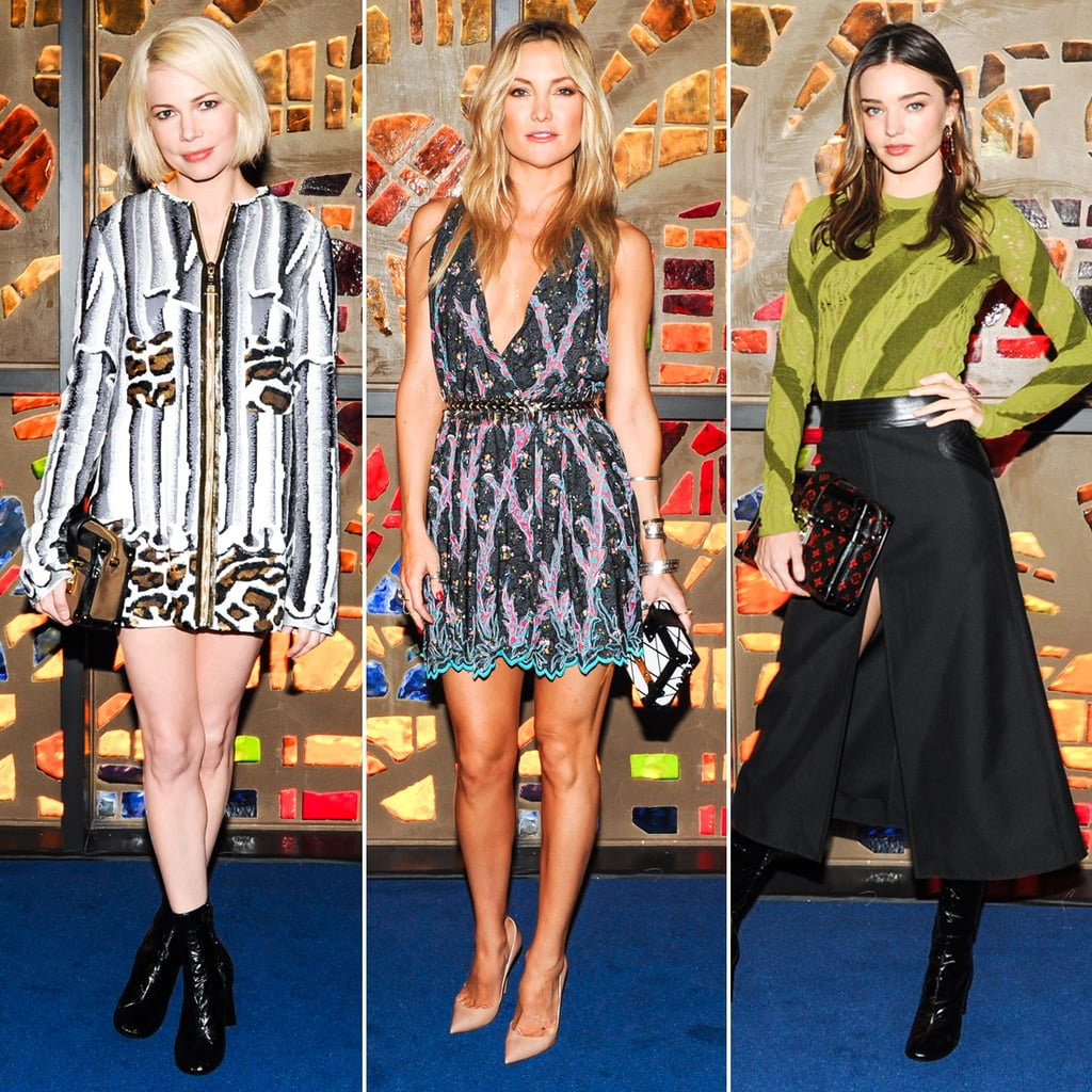 The Outfits at Last Night's Louis Vuitton Dinner Were Pure Perfection