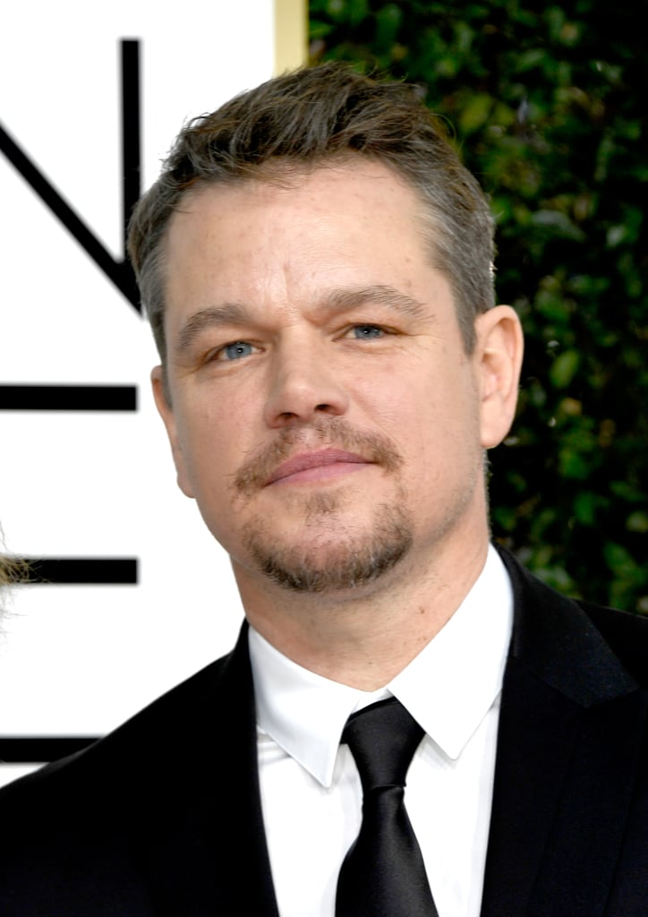 """I have the distinct privilege of presenting a very big award. I have that privilege because I received this award in the male category last year for The Martian, and that fact alone is funnier, literally, than anything in The Martian."" — Matt Damon, deadpanning about the fact that The Martian shouldn't have been counted as a comedy."