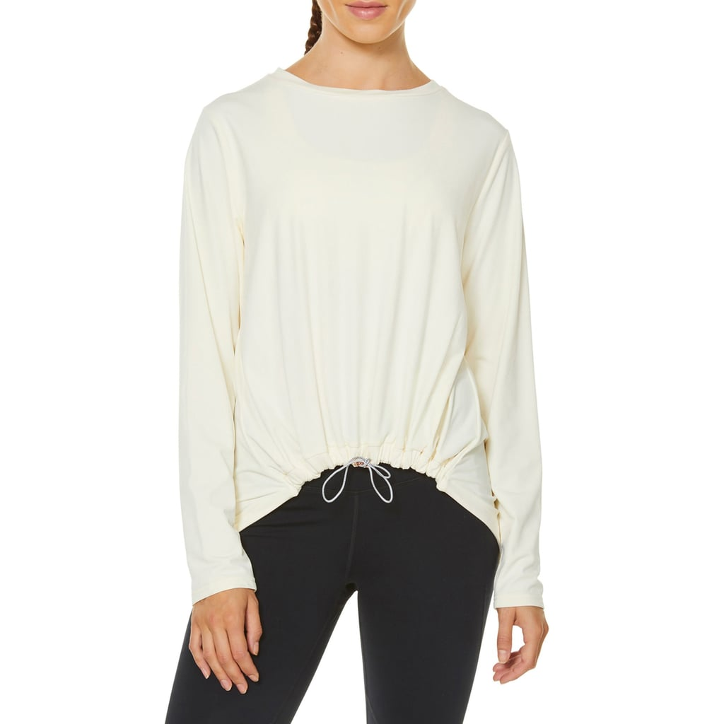 Shape Athleisure High-Lo Opt Out Sweatshirt