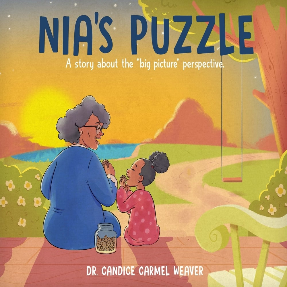 """Nia's Puzzle: A Story About the """"Big Picture"""" Perspective"""