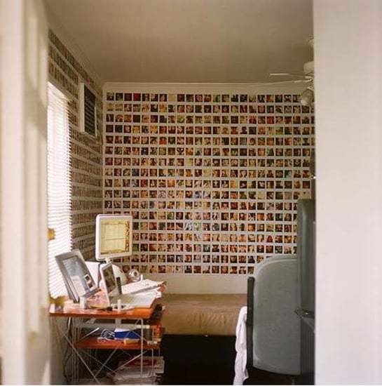 Kids Craft Polaroid Wall