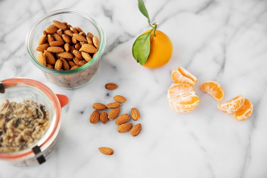 Stock Up on Healthy Snacks