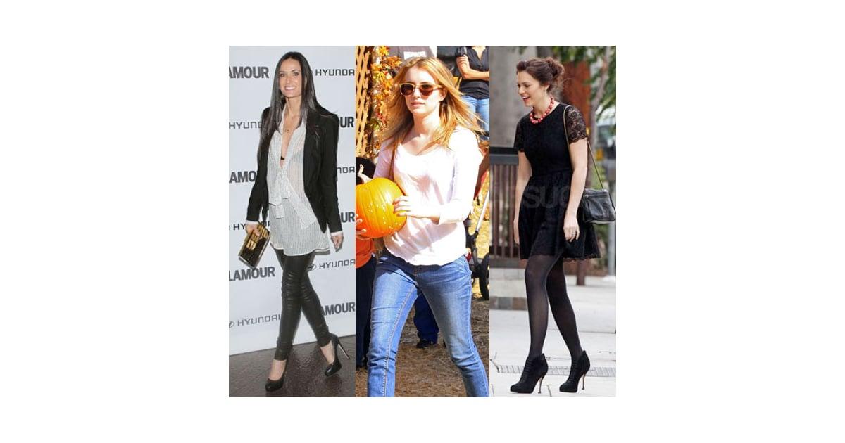 Celebrity Fashion Quiz 2010 10 30 12 00 04 Popsugar Fashion