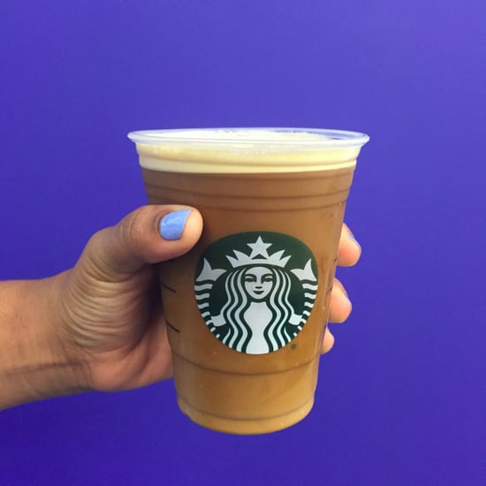 Starbucks Spiced Sweet Cream Cold Brew Review